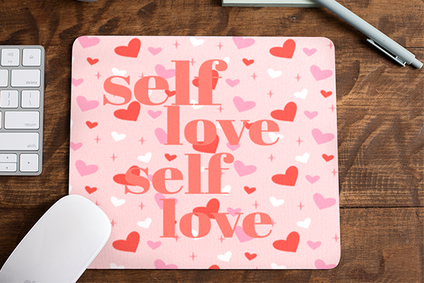 Self Love Mousepad  Image