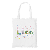 Child's Art Tote Bag   Thumbnail