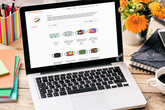 RowdieInk Adds GO Expression Store for Additional Revenue Image